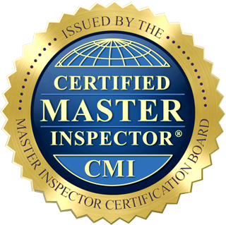 InterNACHI Certified Master Inspector Home Inspections