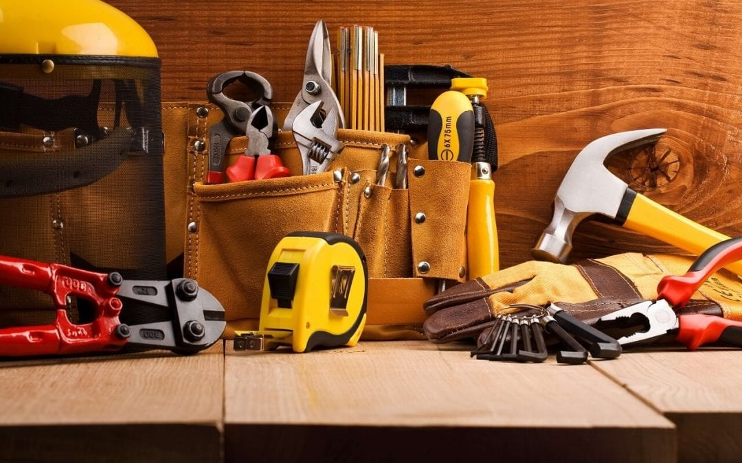 tools for a homeowner